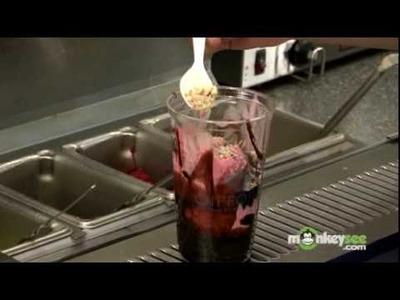 Ice Cream Sundaes - The Old Glory Parfait