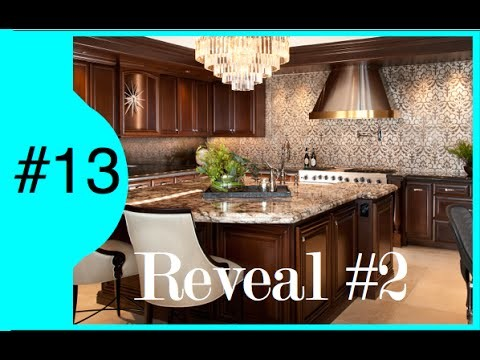Interior Design - LaJolla Reveal Floor 2 - Living Dining Kitchen and Office