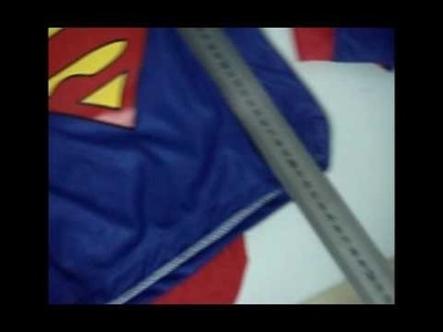 Lightake:Child Halloween Superman Costume Small Size (fit 105cm tall)