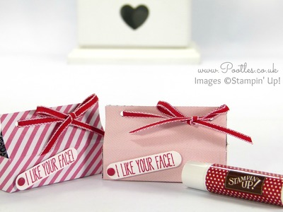 Lip Balm Box Tutorial using Stacked With Love DSP