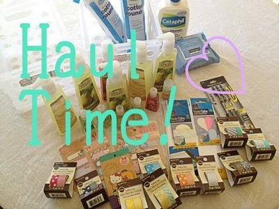 Michaels, Bath And Body Works, 99centsonly Haul
