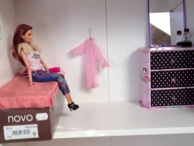 My Homemade Barbie Doll house