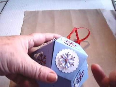 Pop-up Ball Photo Cube