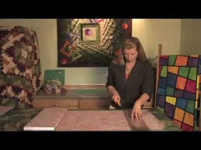 Quilting Tips For Beginners by Elisa Wilson of Back Porch Designs
