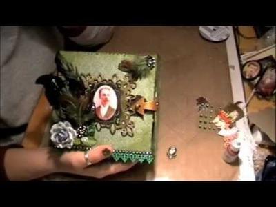 Shadow Box Book