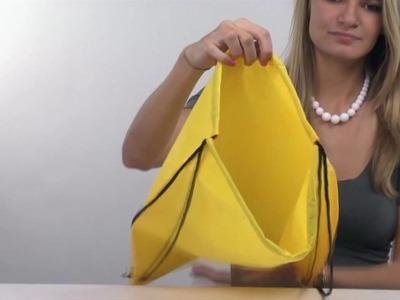 String Back Tote Bags - TOT12