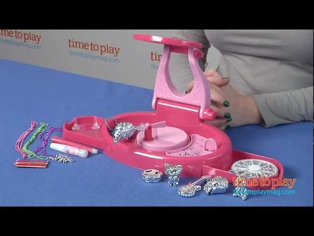 Style Me Up! Magnifying Jeweller Station from Wooky Entertainment