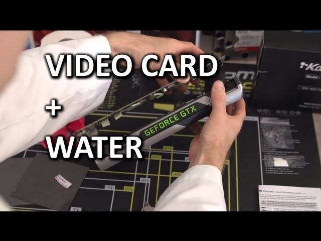 "ULTIMATE Water Cool your Video Card ""How To"" Guide"
