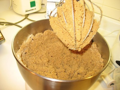 Brown Sugar:  How to make your own.