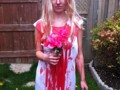 Carrie White Costume Tutorial
