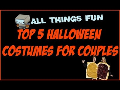 Couples Halloween Costumes 2013 - Our Top 5 Couples Costumes (These Should Give You Some Ideas!)