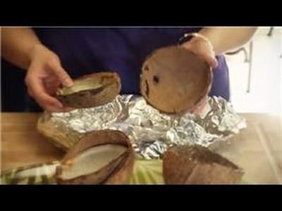 Deliciously Coconut : How to Shell a Coconut