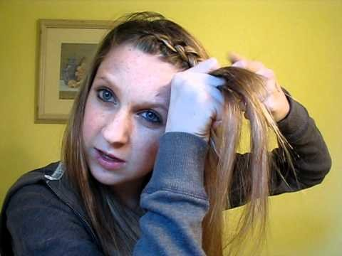 French braid headband!
