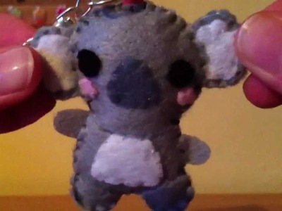 How to Make a Cute Koala Plushie