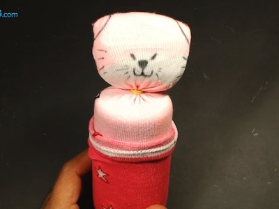 How to Make Sock Cat