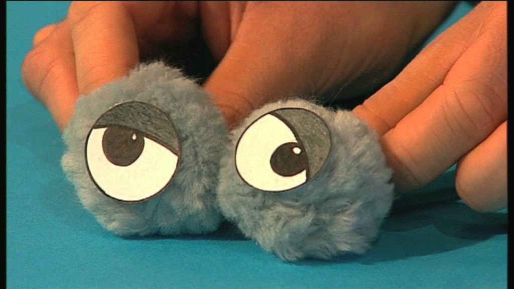 Mister Maker: How to a Make Box Puppet