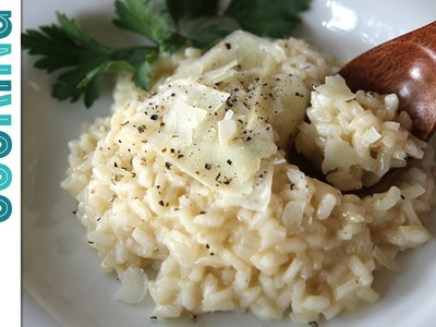 Risotto Recipe | How to Make Risotto