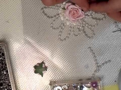 Shabby Chic Pearl Flower Tutorial - jennings644