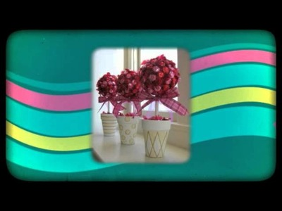 Wedding Candy Tables Glasgow - Candy Trees & Candy Buffets In West Scotland