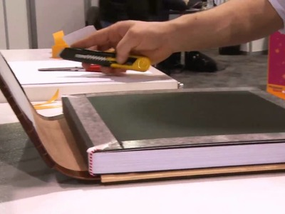Bookbinding For Wedding Albums