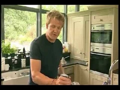 Gordon Ramsay Uses The bamix Blender To Create Great Dishes