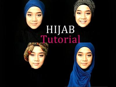 Hijab Tutorial - Long Scarf