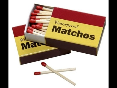 How its Made Matches