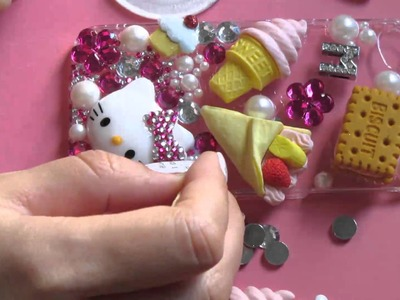 How to decorate a Cell phone Case