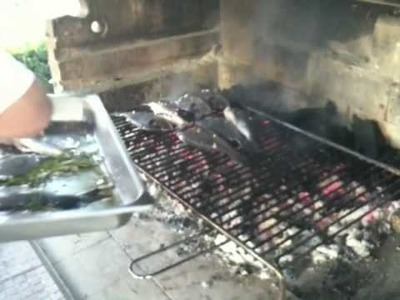 How to grill a Fish - Pašman Style