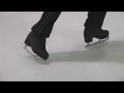 How To Ice Skate Backwards