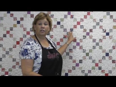 How to Make an Irish Chain Quilt