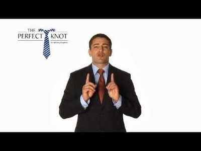 How to tie The Perfect Tie Knot - http:.www.theperfectknot.com