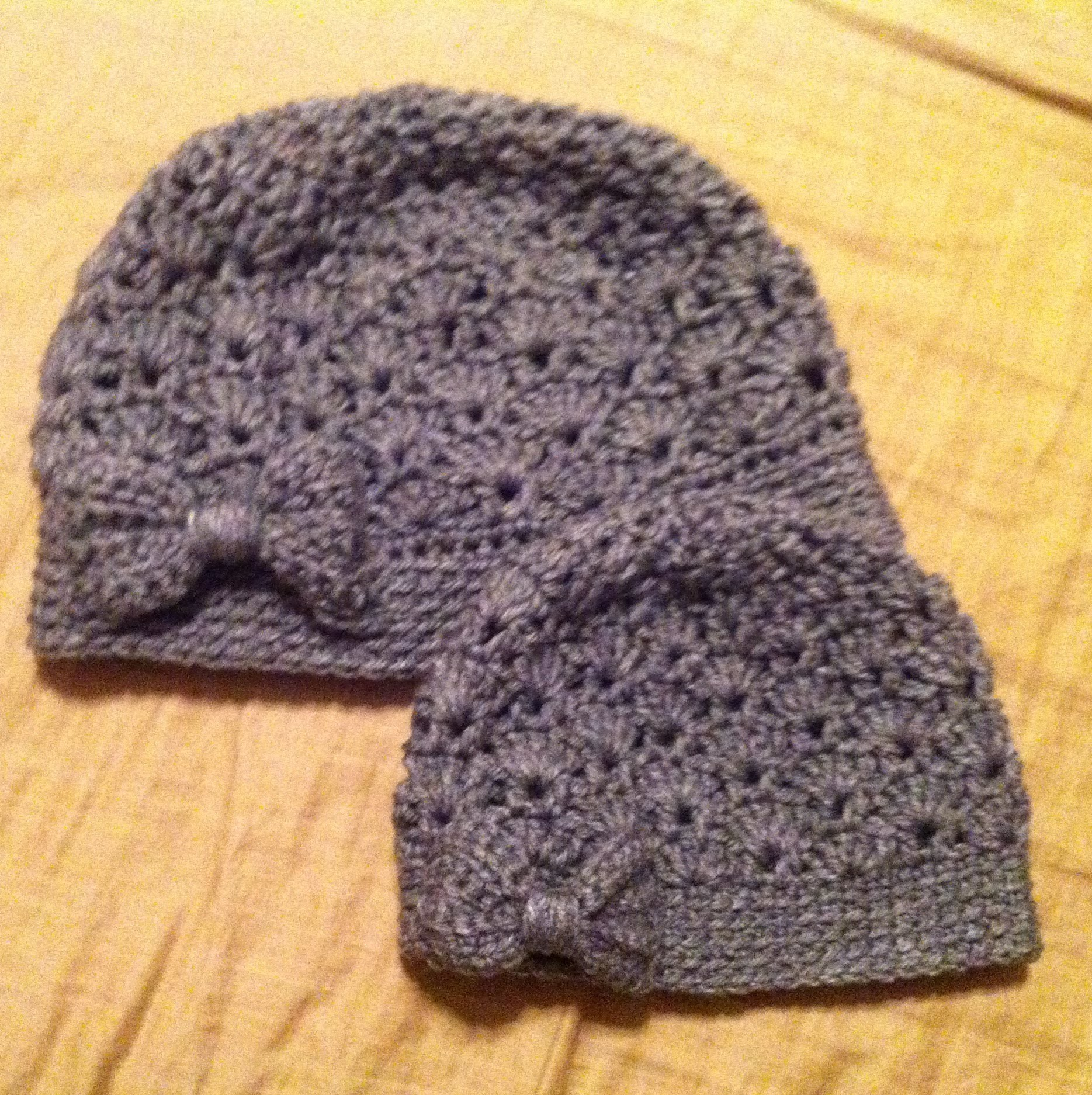TUTORIAL #57 (SHELLEY SHELL BEANIE)