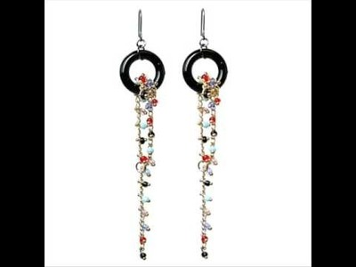 Beautiful, Modern, Chic Earrings for Woman to feel sexy & glamorous (for sale)