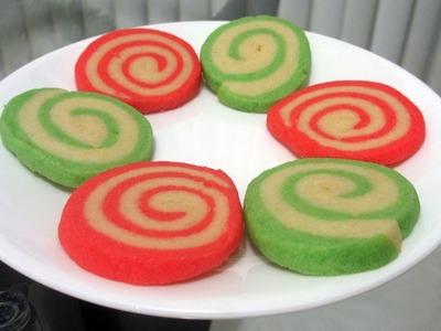 Christmas Treats: How to Bake Pinwheel Cookies