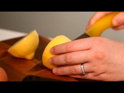 How to Make a Lemon Facial Mask | DIY Spa Facials