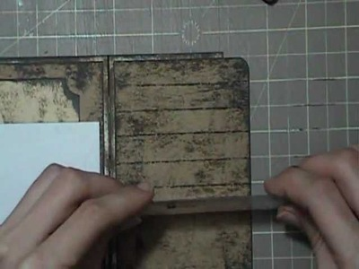 How To Stamp Journaling Lines
