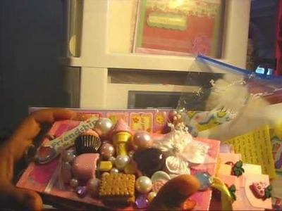Kawaii Cupcake & Sweets mini from my friend Lynn~