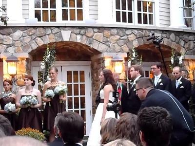 Lauren Fairweather's Wedding 9-25-2011