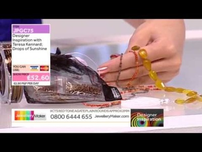 Learn How to Make Wirework Jewellery [Tutorial]: Jewellery Maker DI 18.04.14