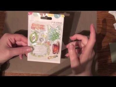 Magnetic Bookmark Part #1
