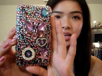 Make your own bling case!