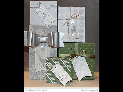 """Mama Elephant Designer Series 