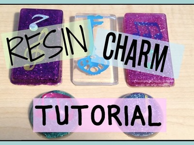 Resin Tutorial ♡