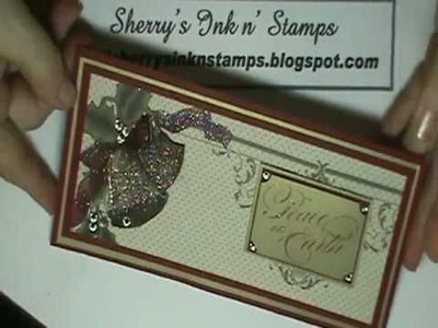 Stampin' UP!  Step It UP!