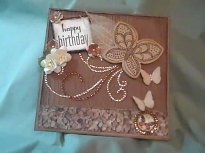 Tanya~My BF~ Birthday card 2011