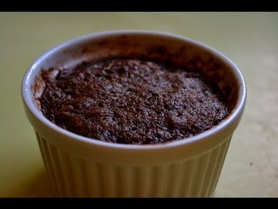 5 MIN. NO BAKE CHOCOLATE CAKE