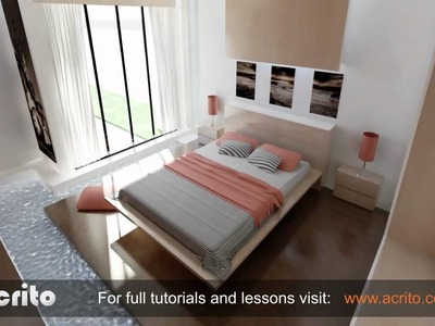 ARCHITECTURAL TUTORIAL on 3ds Max