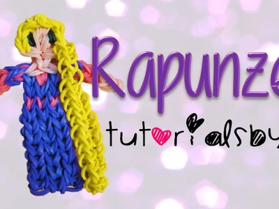 {Disney Princess Series} Rapunzel Figurine.Action Figure Tutorial