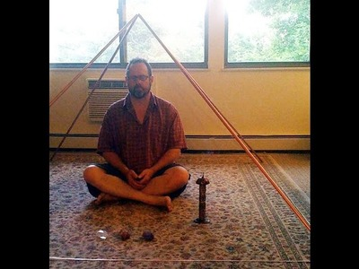 How to Build a Copper Pyramid for Meditation - DIY, Make it Yourself